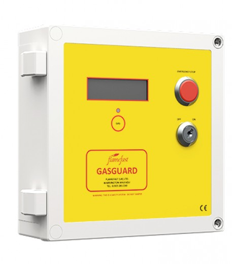 gasguard_flamefast_9 flamefast gas safety  at mifinder.co
